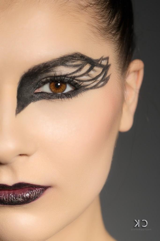 Makeup art, Visagistin, Fotografie